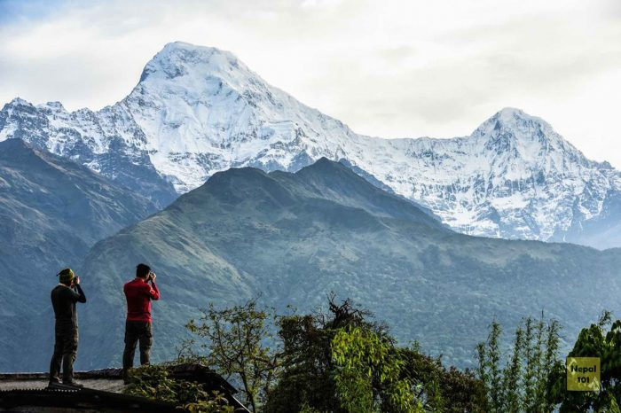 Annapurna Base Camp Trek  (1 – 11 November, 2019)