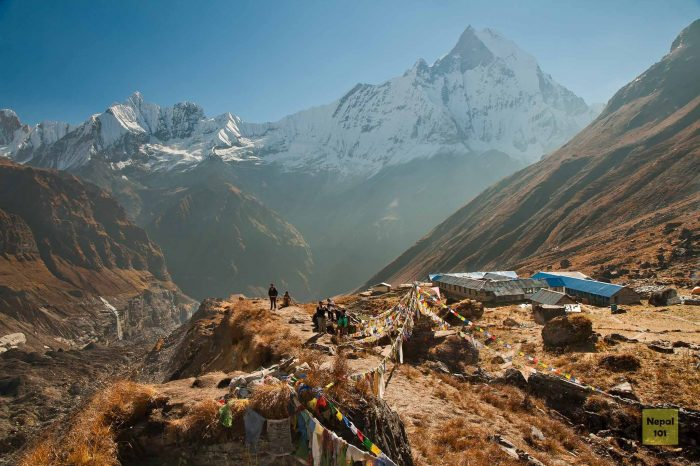 Annapurna Base Camp Trek (11 – 21 October, 2019)