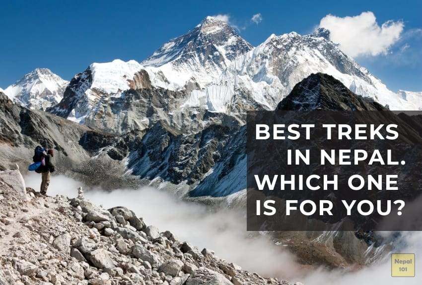 Best Treks in Nepal for 2020 – Which one is for you?