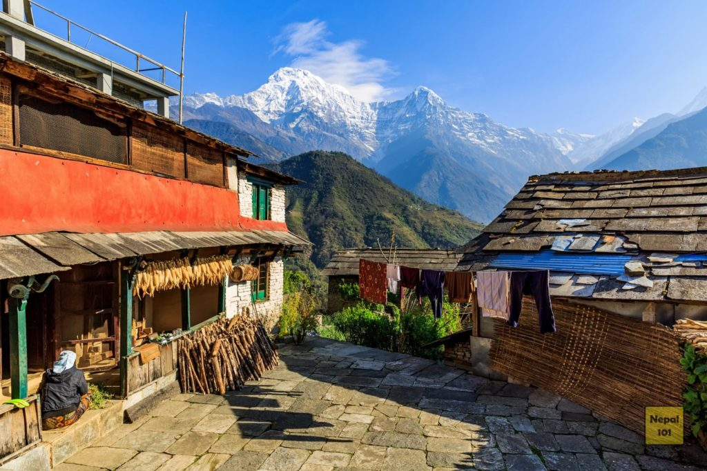 Annapurna Conservation Area Trek