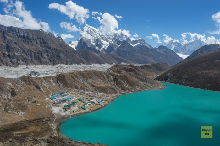 Everest Base Camp Trek with Gokyo Lake via Chola Pass