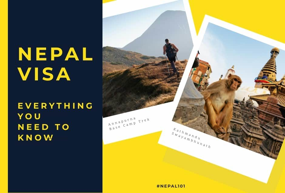 How to get Nepal Tourist Visa