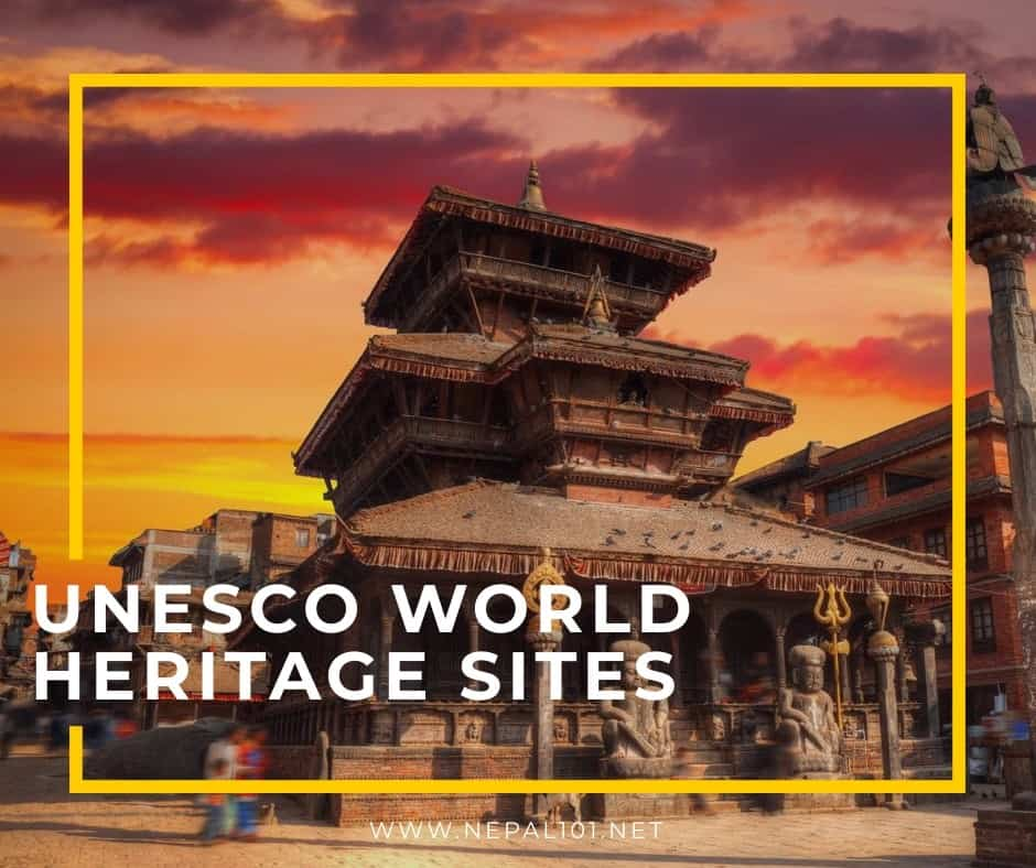 Nepal101 Interesting Things About Nepal UNESCO Heritagee Sites