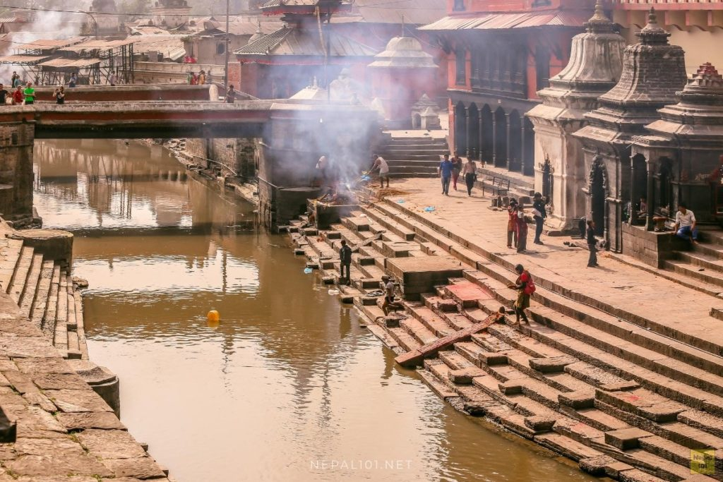 Pashupatinath Temple world heritage site Nepal