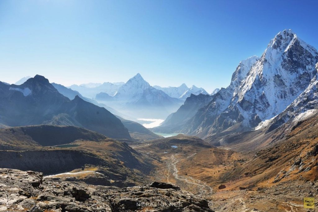 Sagarmatha National Park world heritage site Nepal