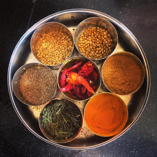 Nepali Spices Kitchen Box
